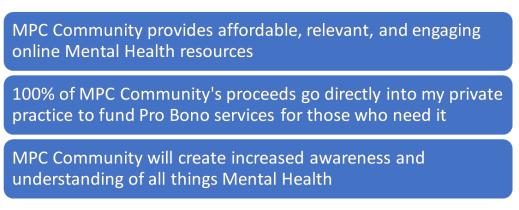 MPC Community mission